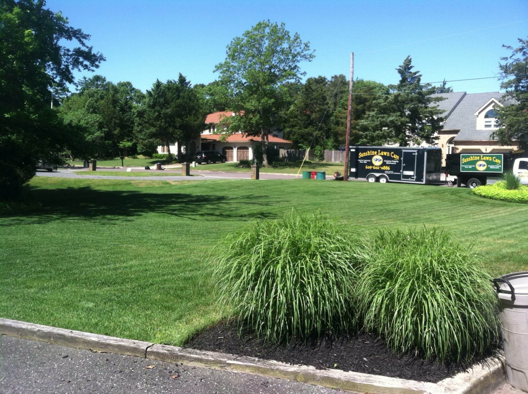 Sunshine Lawn Care at Days Inn